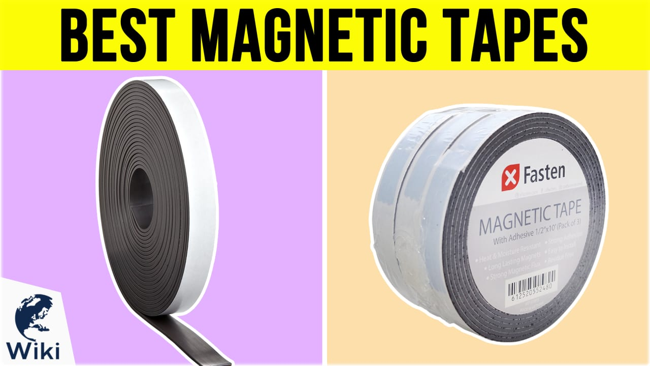 8 Best Magnetic Tapes