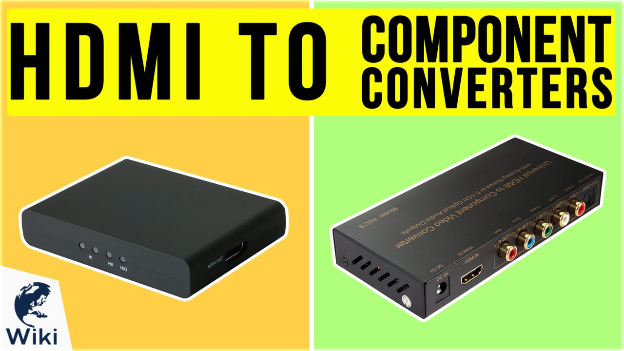 7 Best HDMI To Component Converters