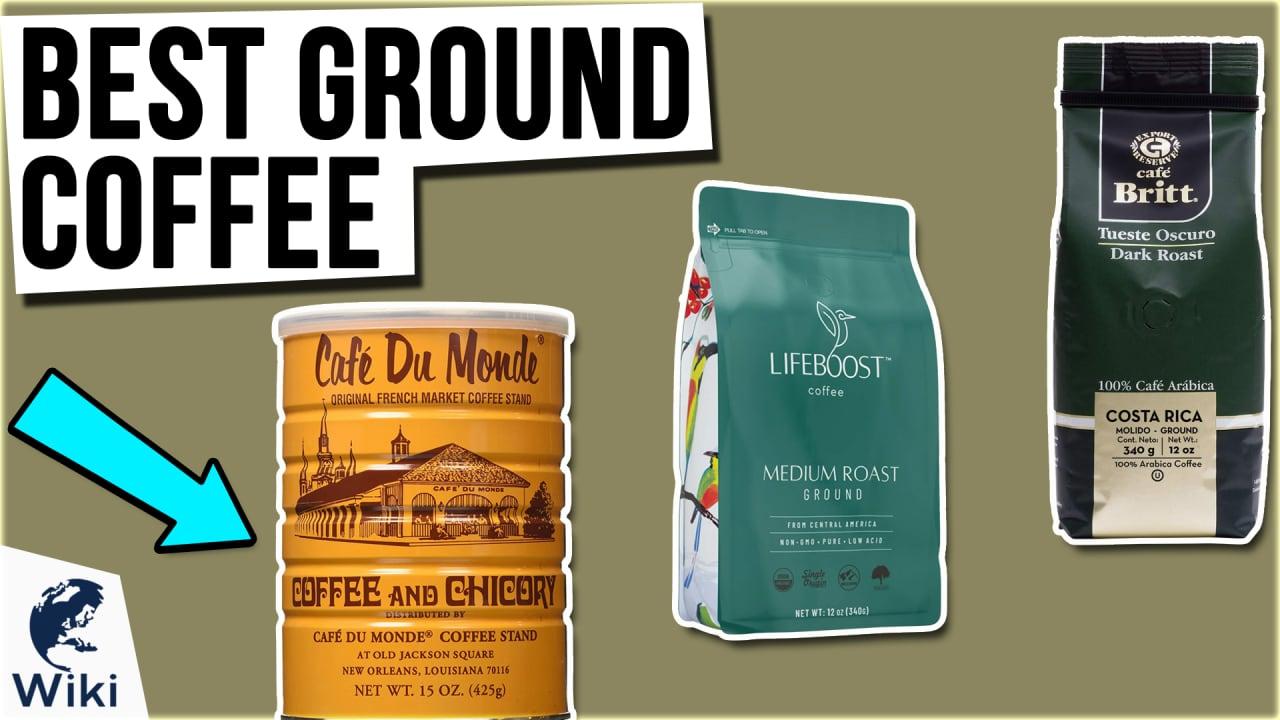 10 Best Ground Coffee