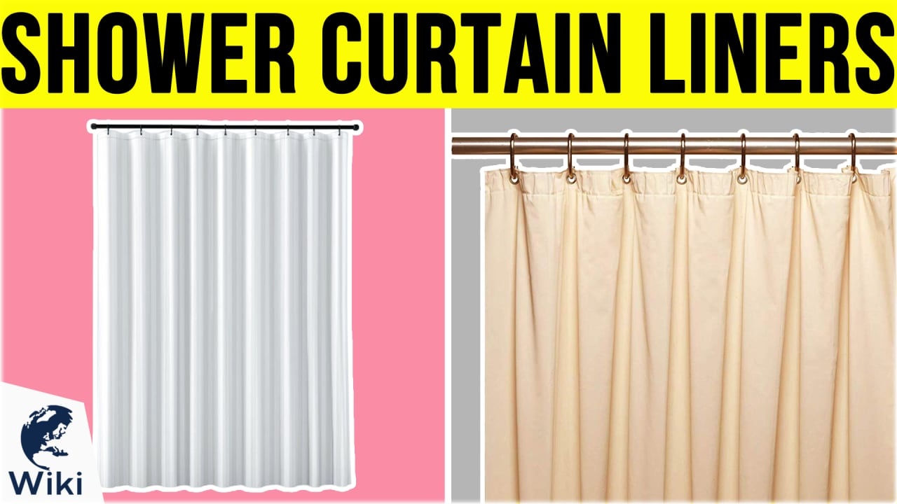 8 Best Shower Curtain Liners