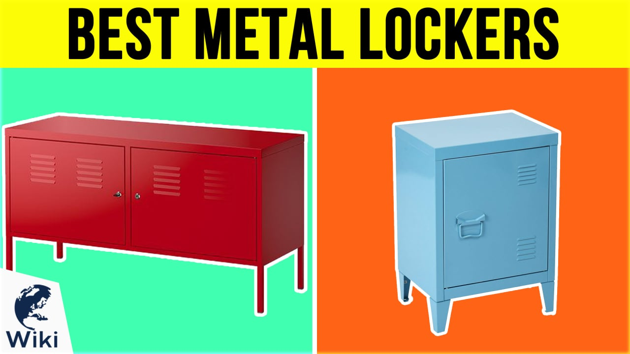 9 Best Metal Lockers