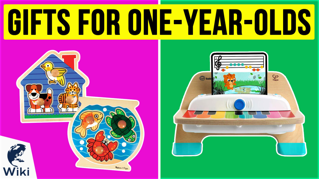 10 Best Gifts For One-Year-Olds