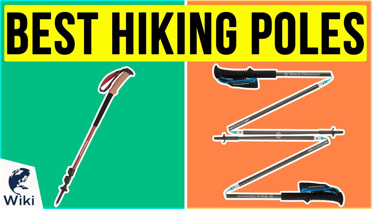 9 Best Hiking Poles