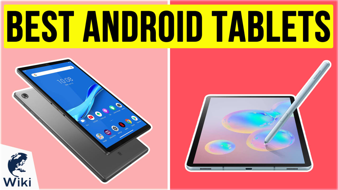 10 Best Android Tablets