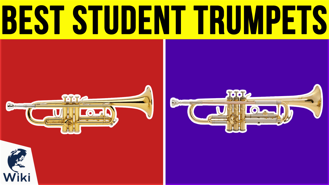 10 Best Student Trumpets
