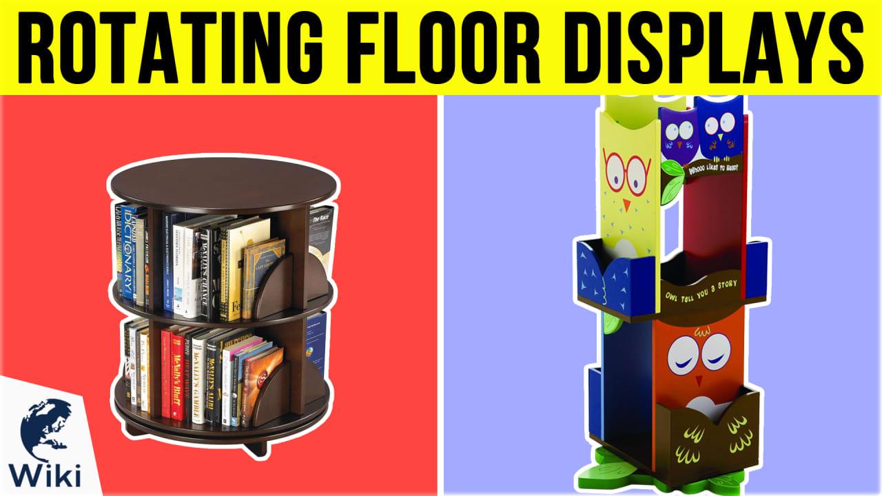 10 Best Rotating Floor Displays
