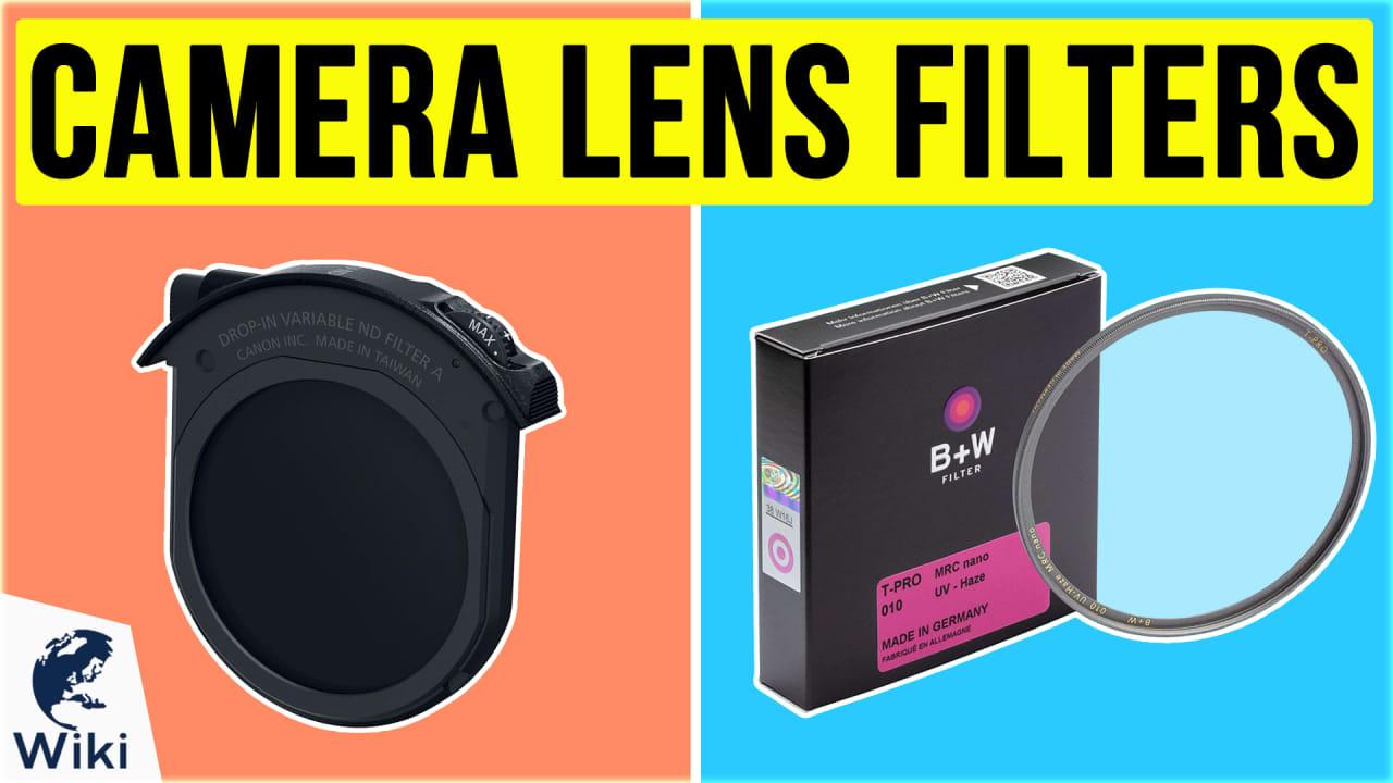 10 Best Camera Lens Filters
