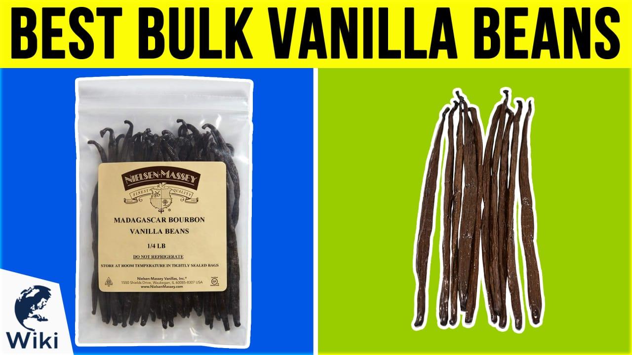 10 Best Bulk Vanilla Beans
