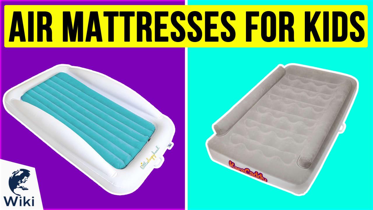 10 Best Air Mattresses For Kids