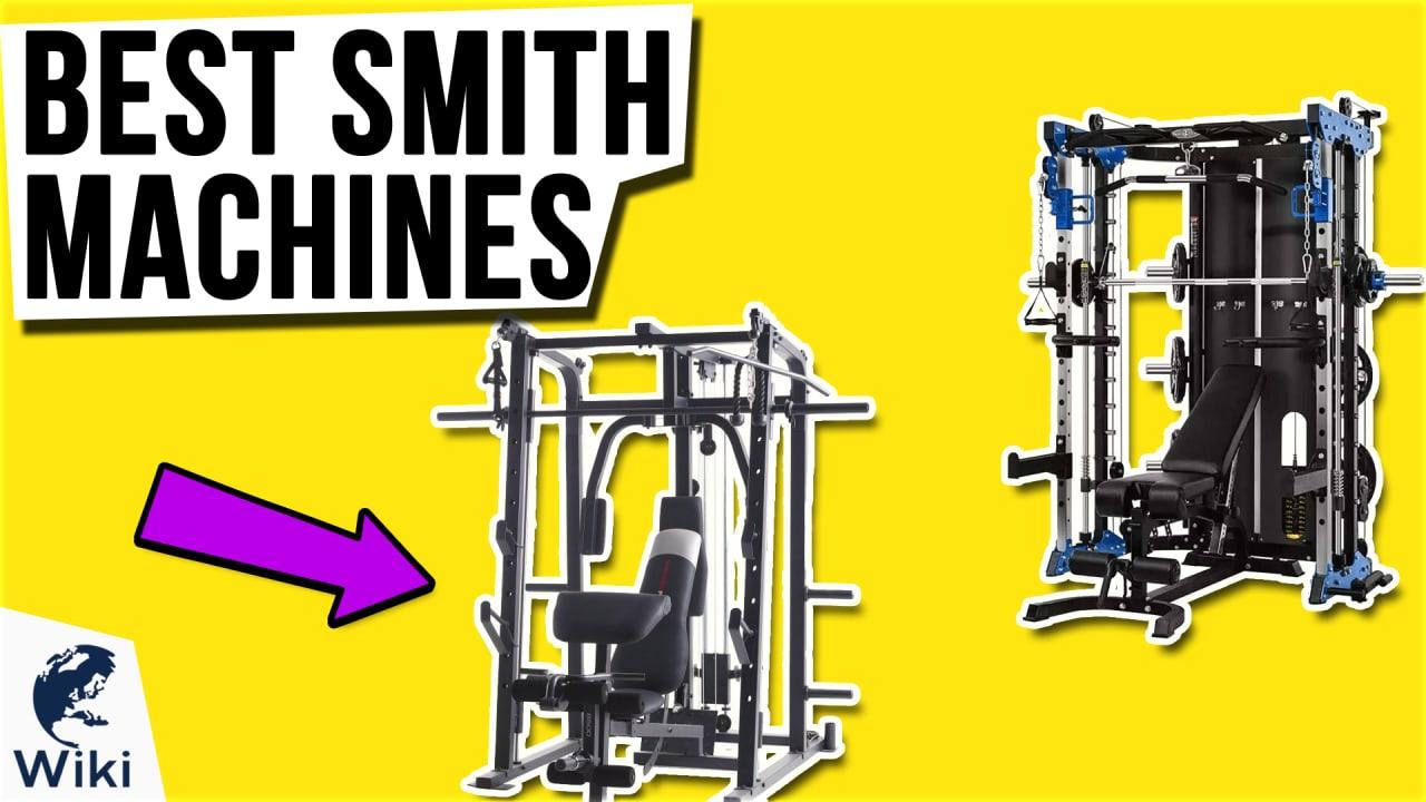 7 Best Smith Machines