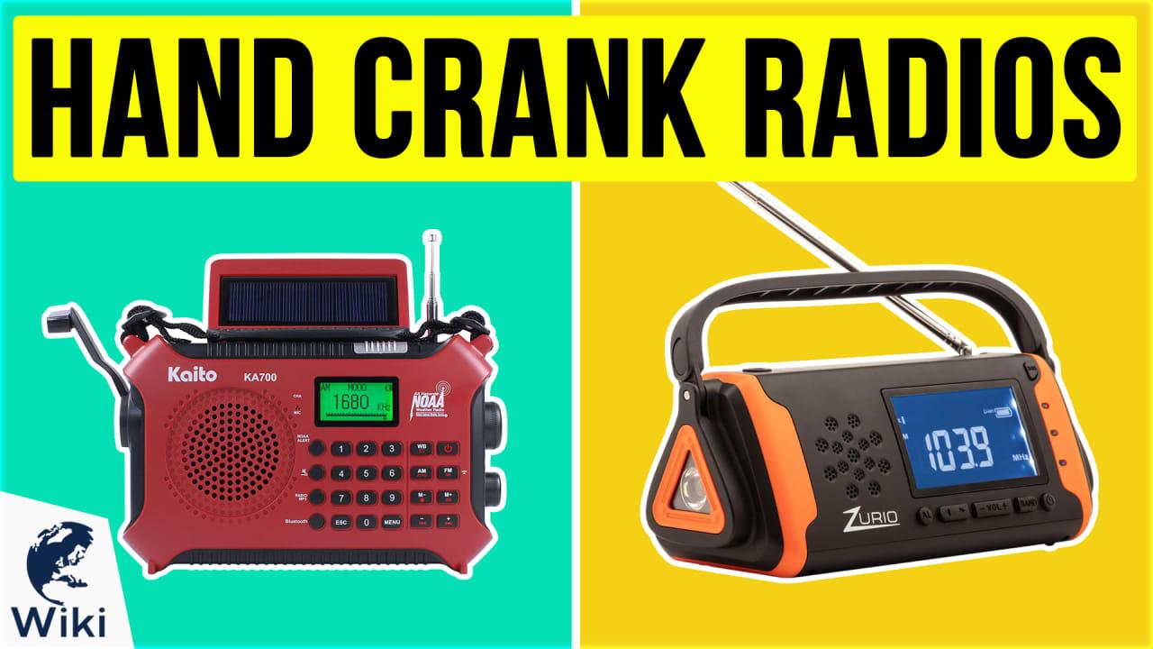 10 Best Hand Crank Radios
