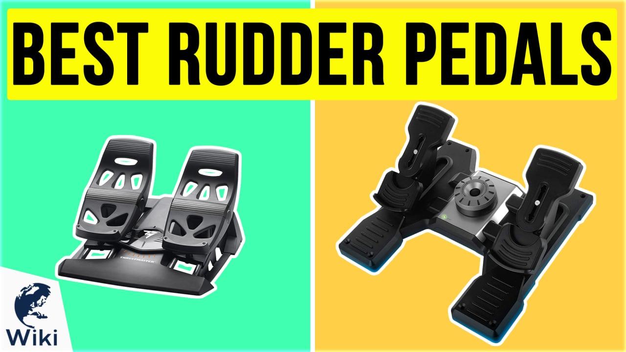 7 Best Rudder Pedals