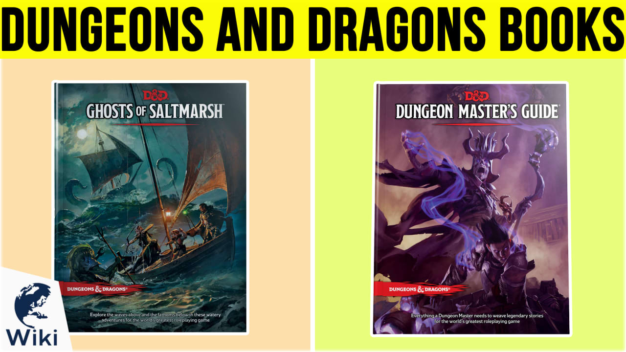 10 Best Dungeons and Dragons Books
