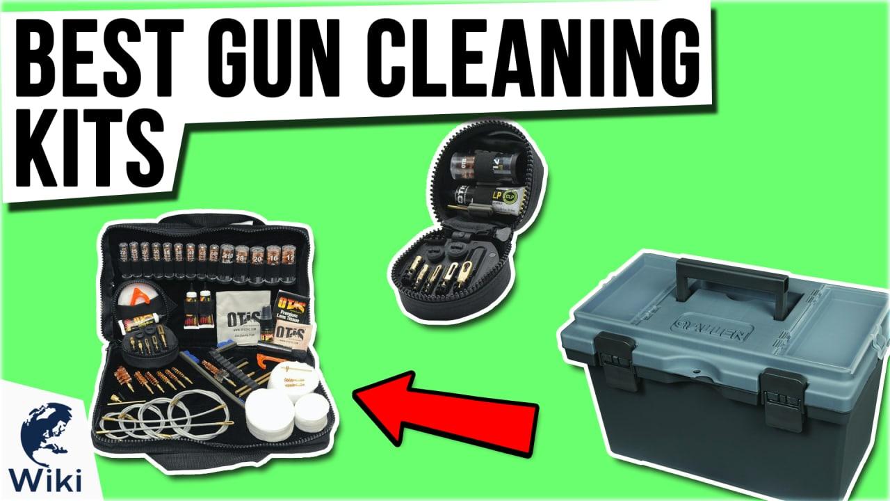 10 Best Gun Cleaning Kits