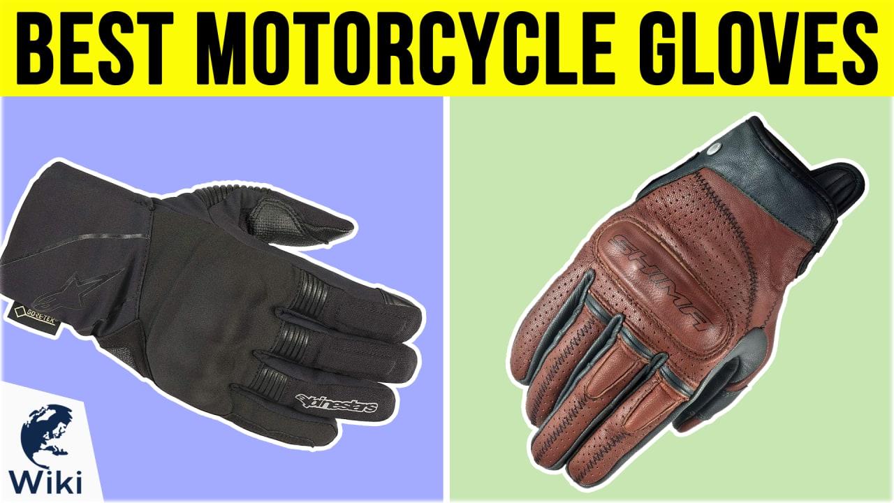 10 Best Motorcycle Gloves