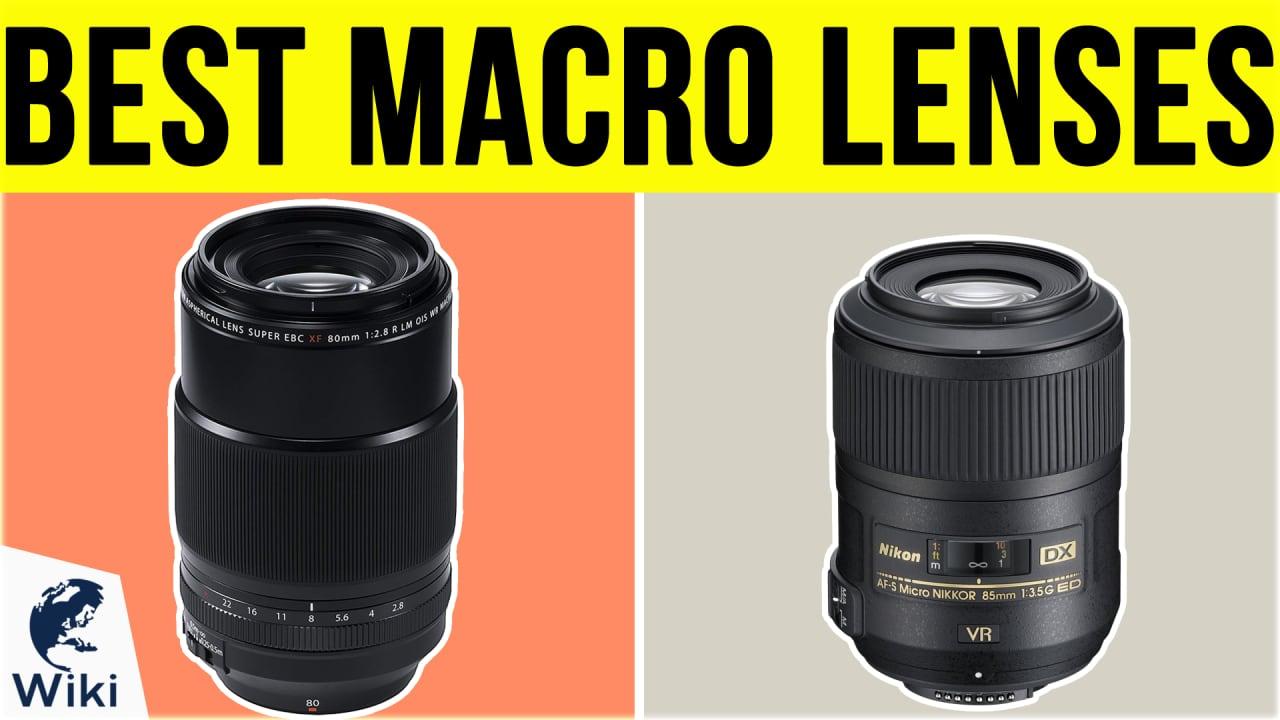 10 Best Macro Lenses