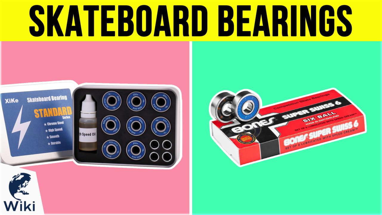 10 Best Skateboard Bearings