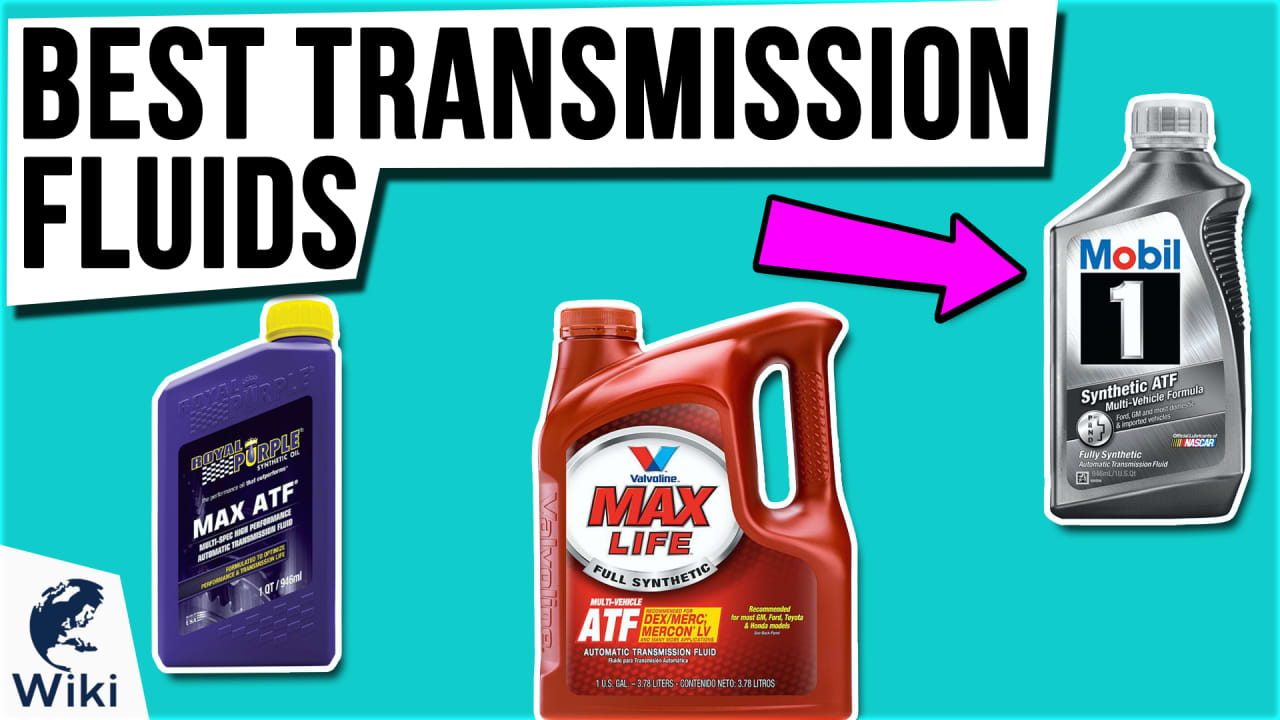 10 Best Transmission Fluids