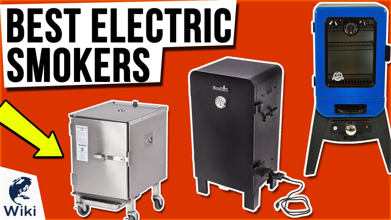 7 Best Electric Smokers