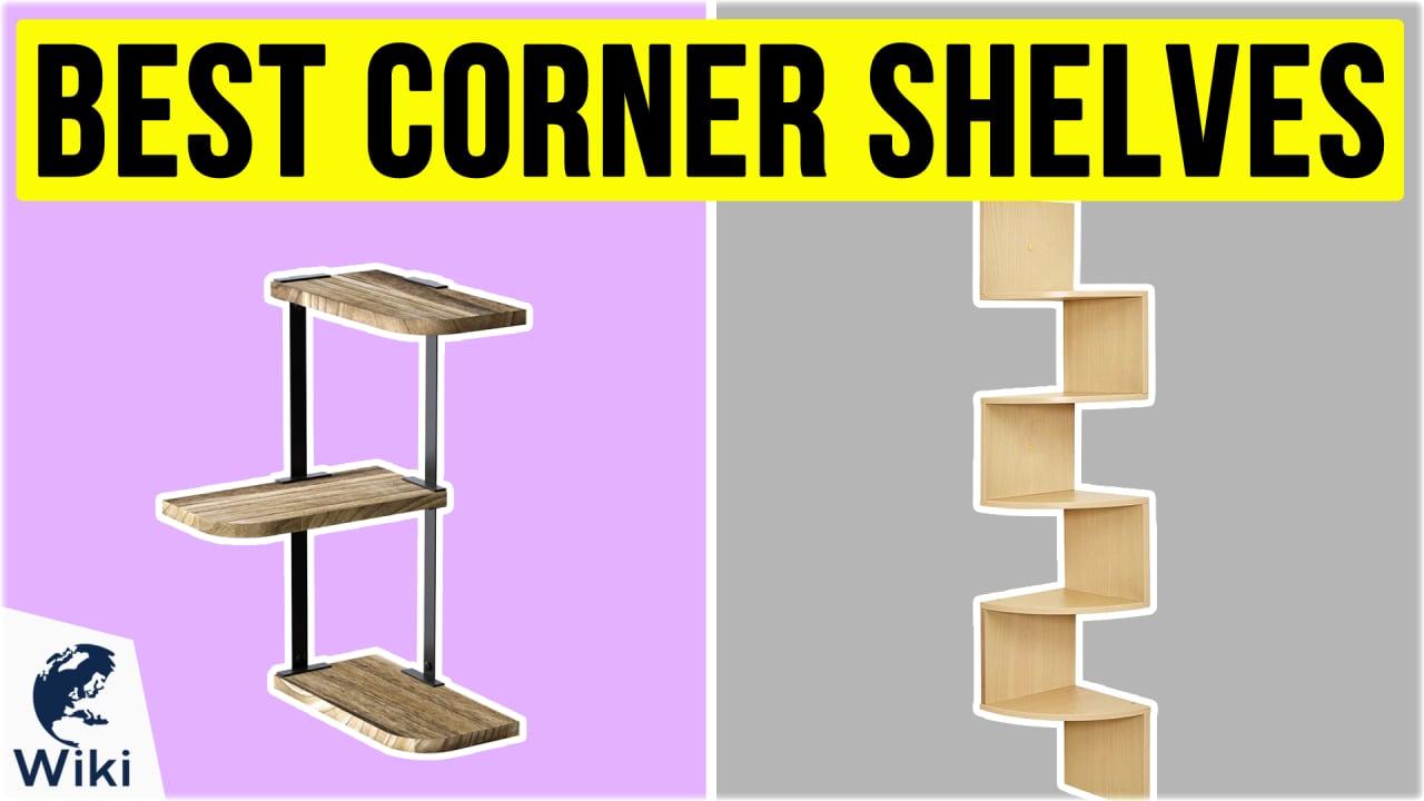 10 Best Corner Shelves