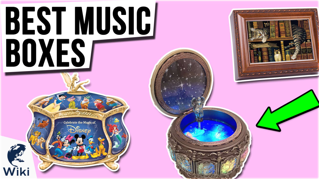 10 Best Music Boxes