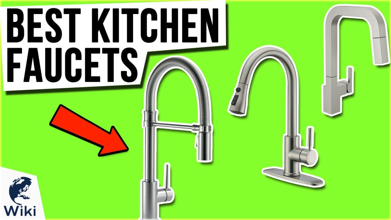 10 Best Kitchen Faucets