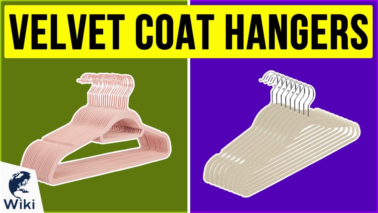 10 Best Velvet Coat Hangers