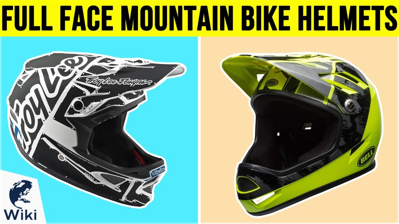 10 Best Full Face Mountain Bike Helmets