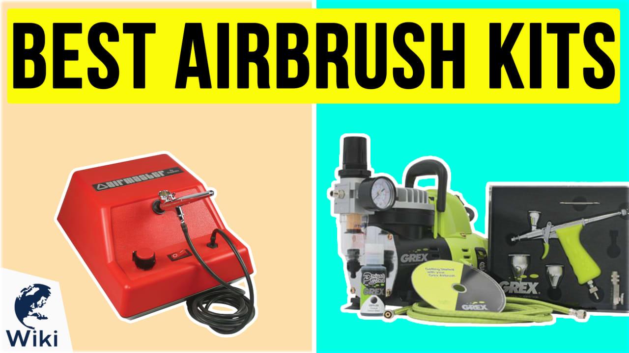 10 Best Airbrush Kits