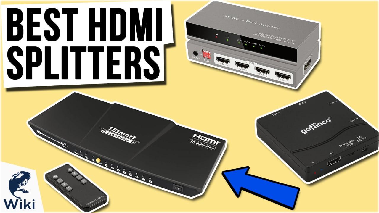 8 Best HDMI Splitters