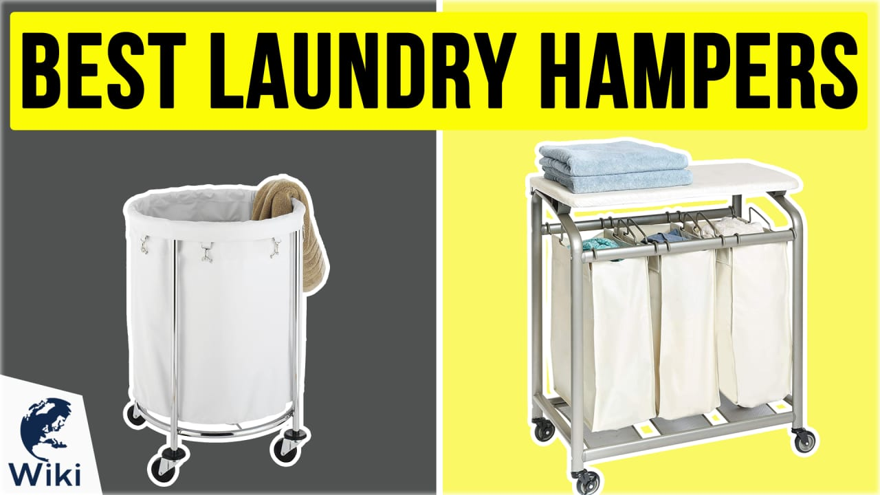 10 Best Laundry Hampers