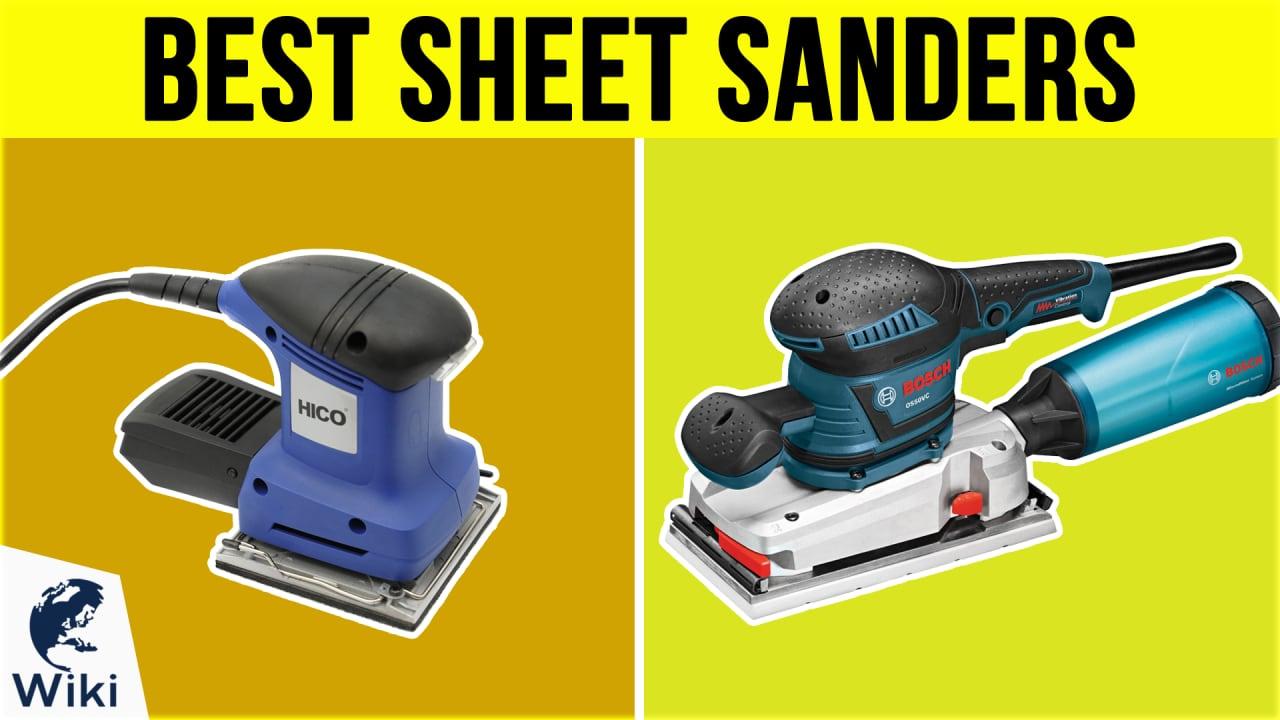 10 Best Sheet Sanders