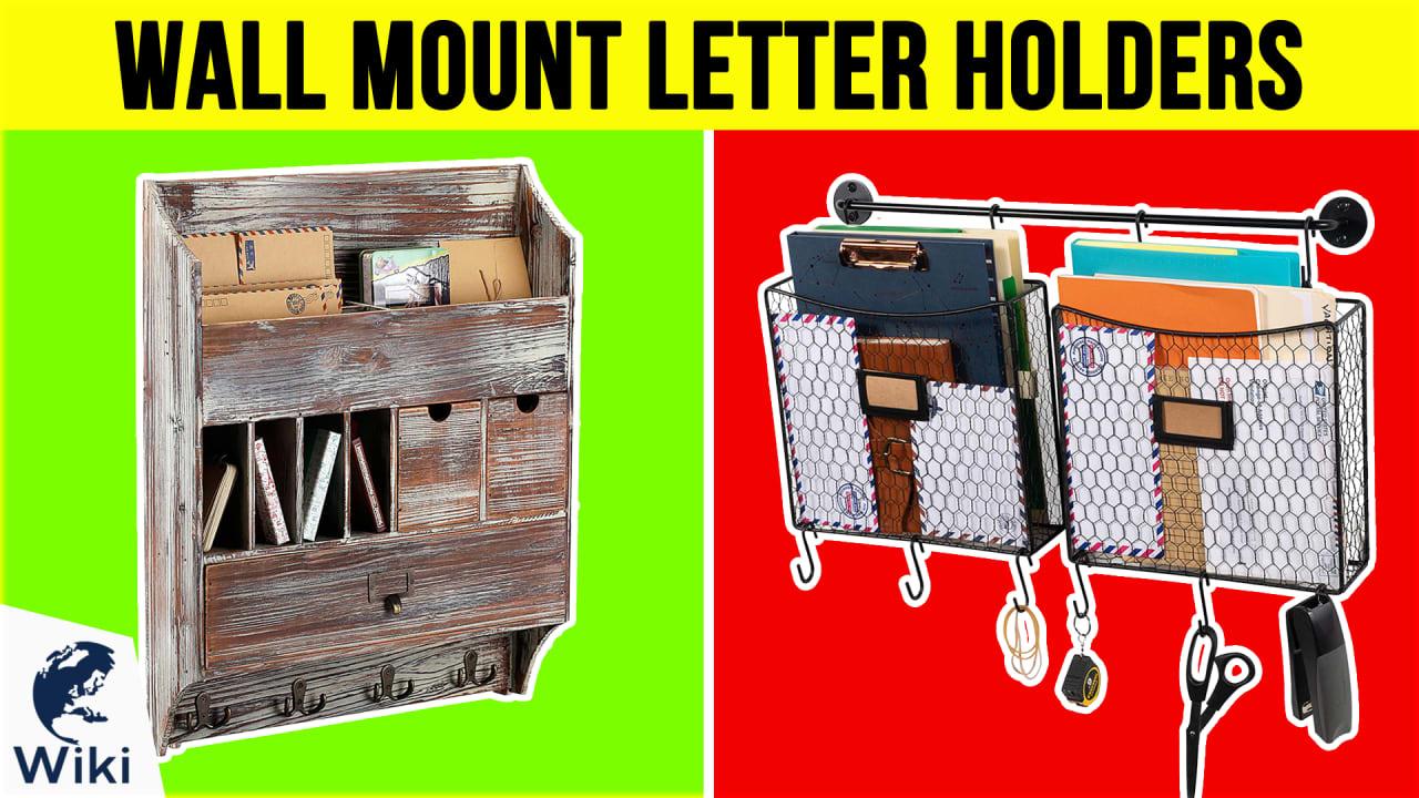 10 Best Wall Mount Letter Holders