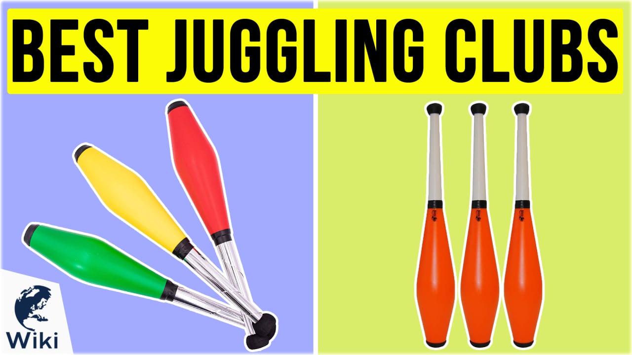 10 Best Juggling Clubs