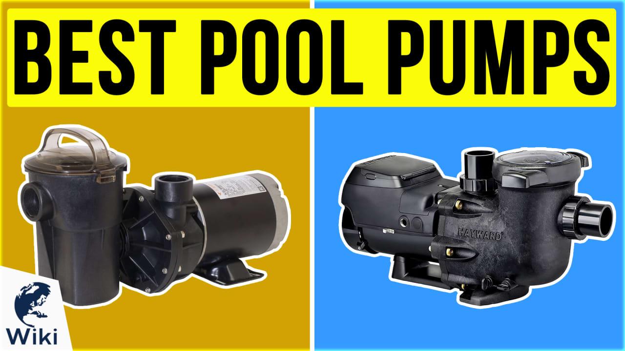 10 Best Pool Pumps
