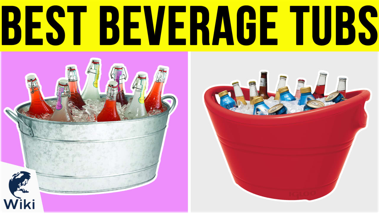 10 Best Beverage Tubs