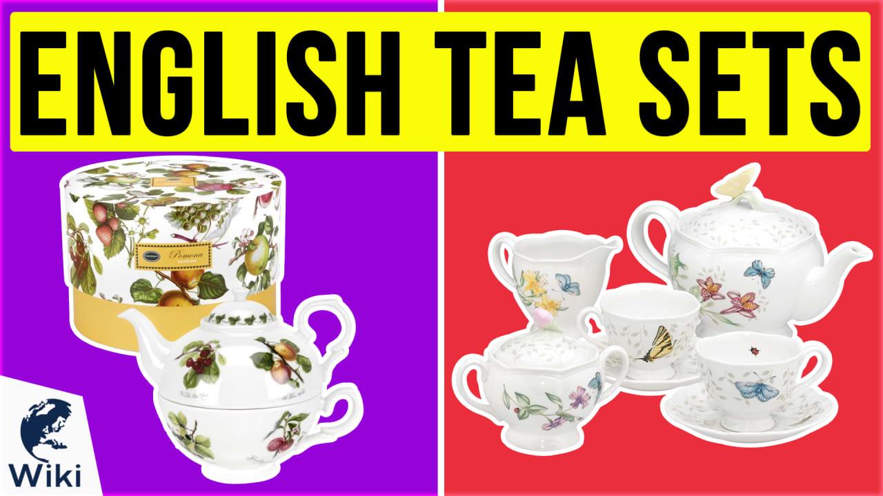 10 Best English Tea Sets