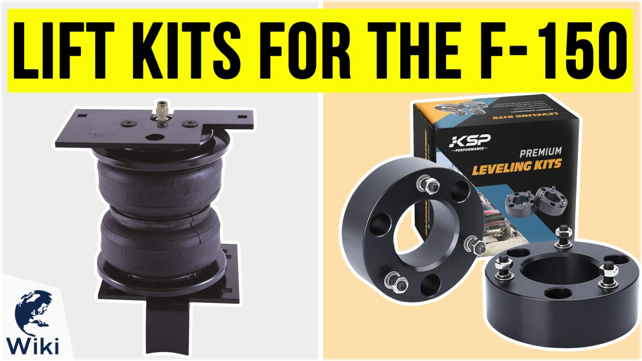 8 Best Lift Kits For The F-150