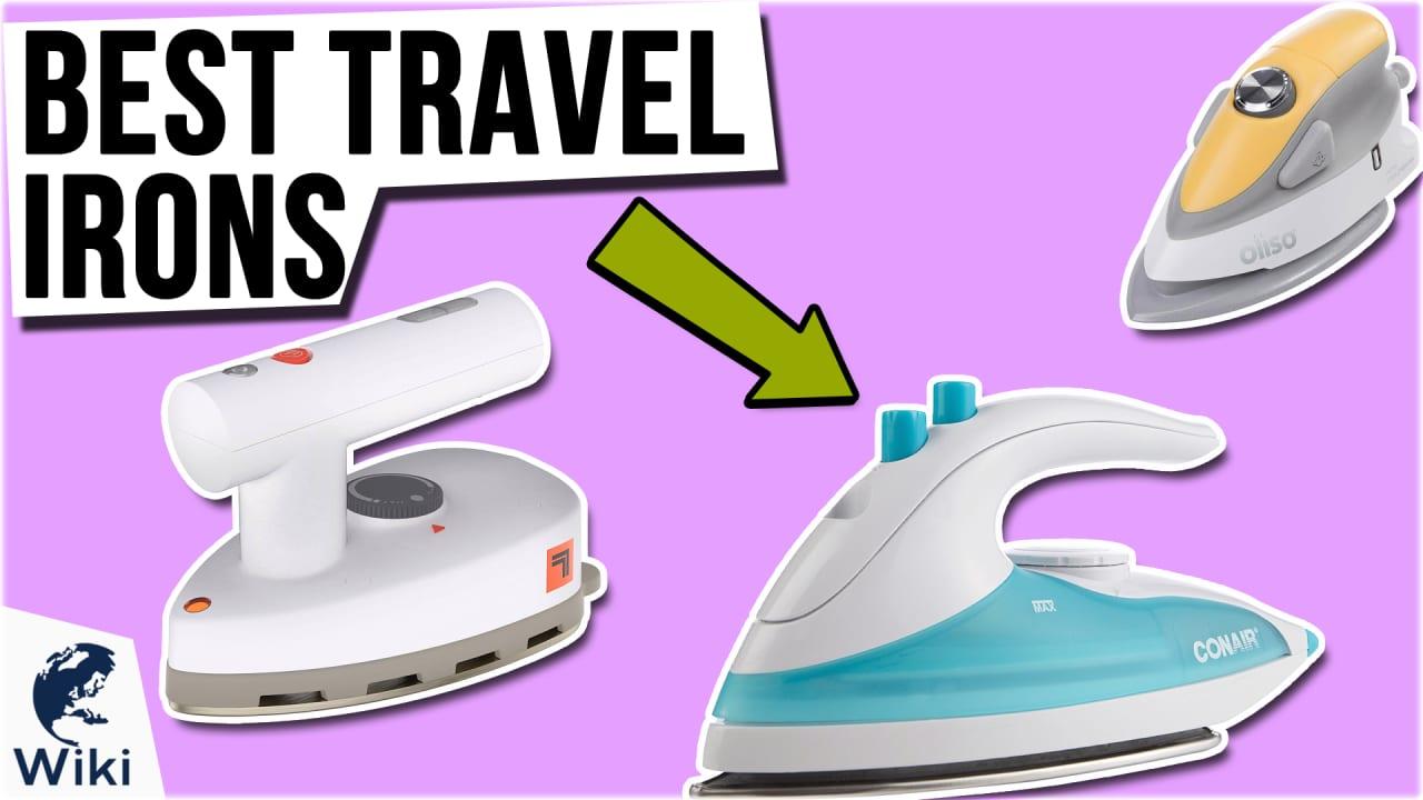8 Best Travel Irons