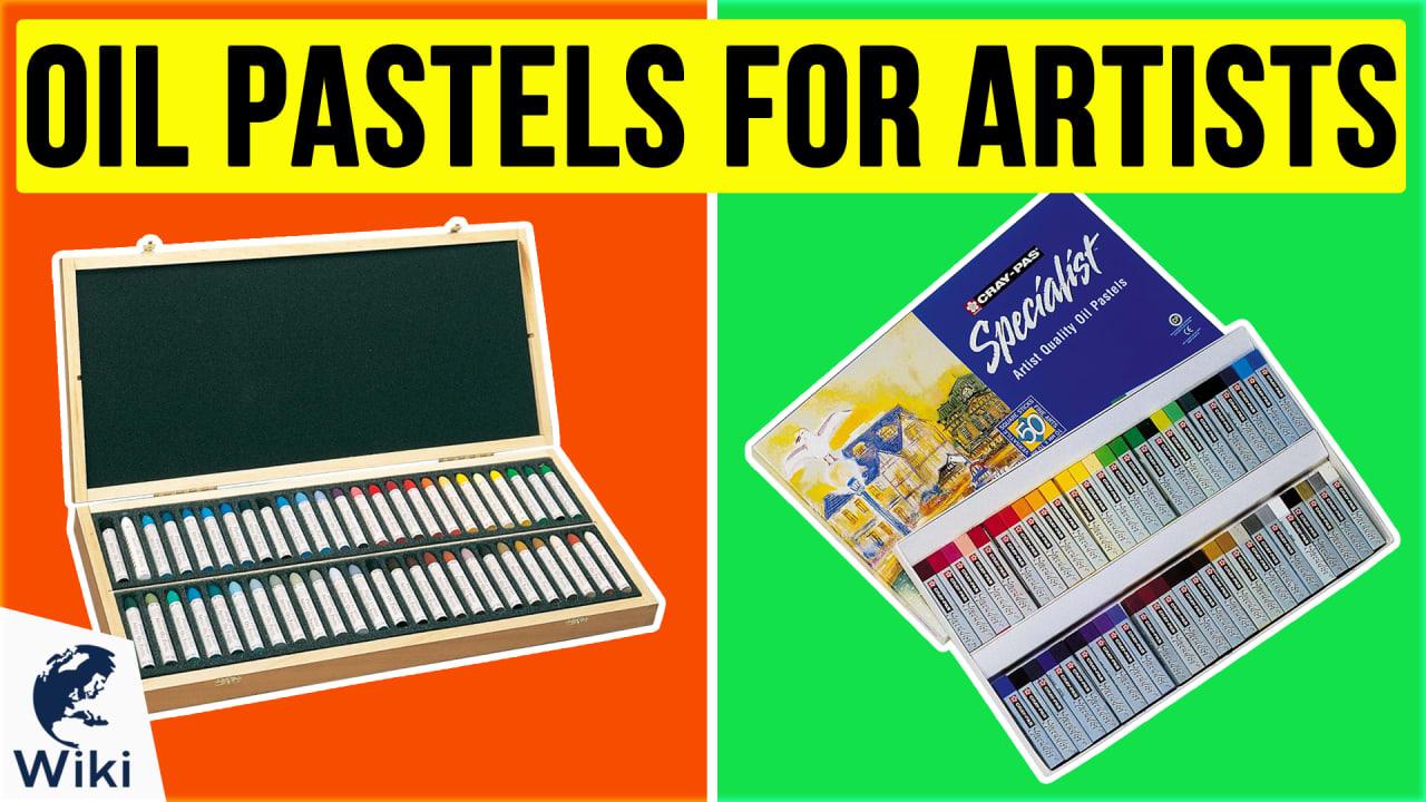 8 Best Oil Pastels For Artists