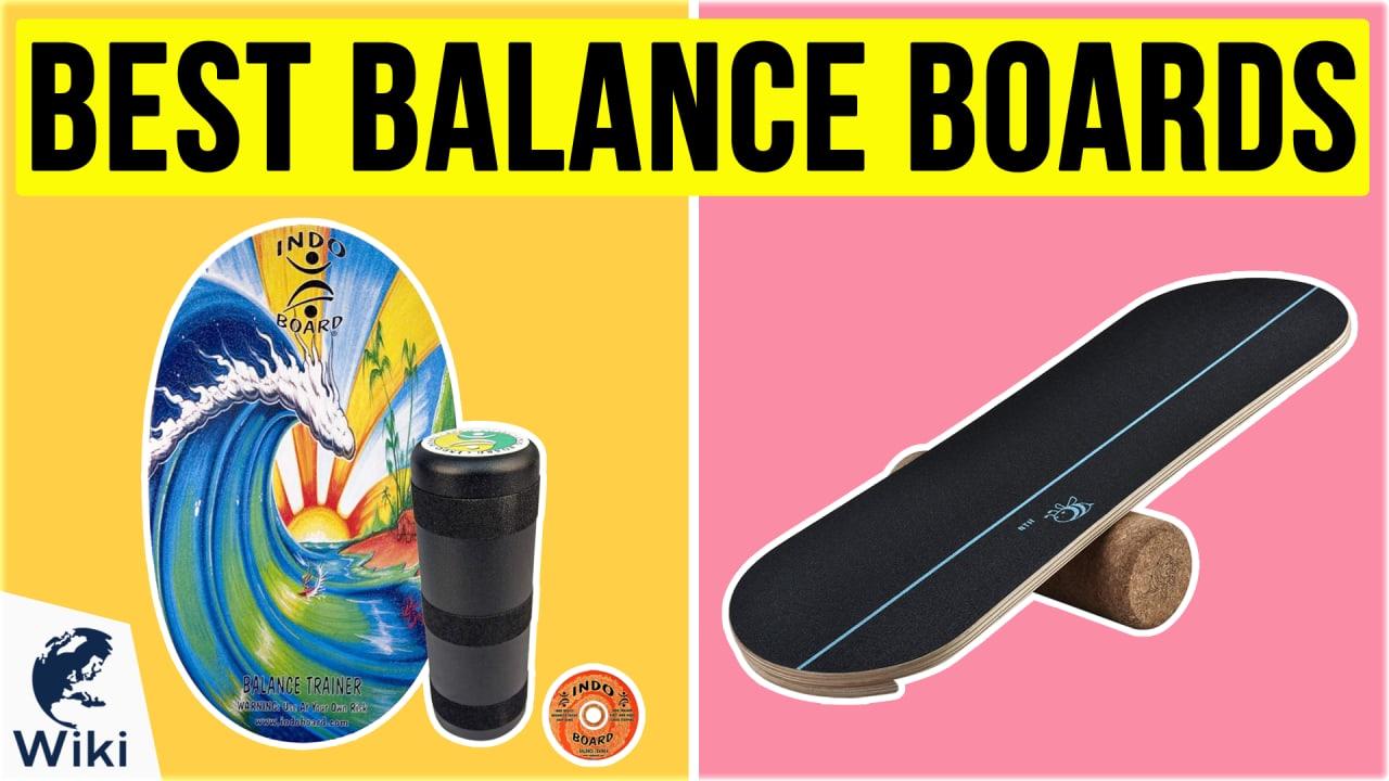 10 Best Balance Boards