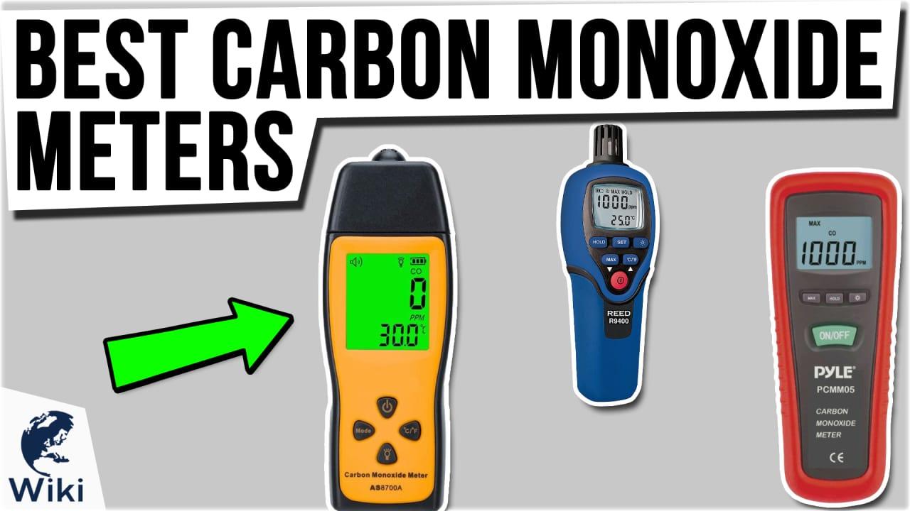 9 Best Carbon Monoxide Meters