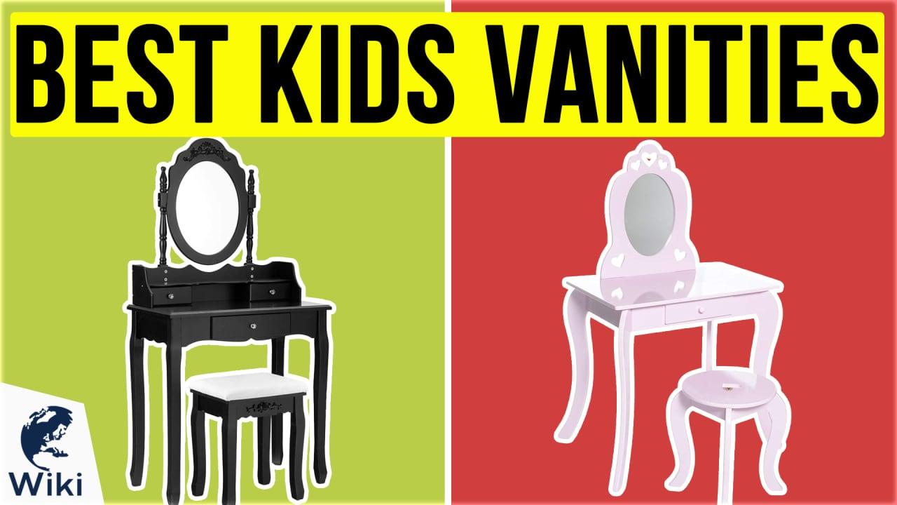 10 Best Kids Vanities