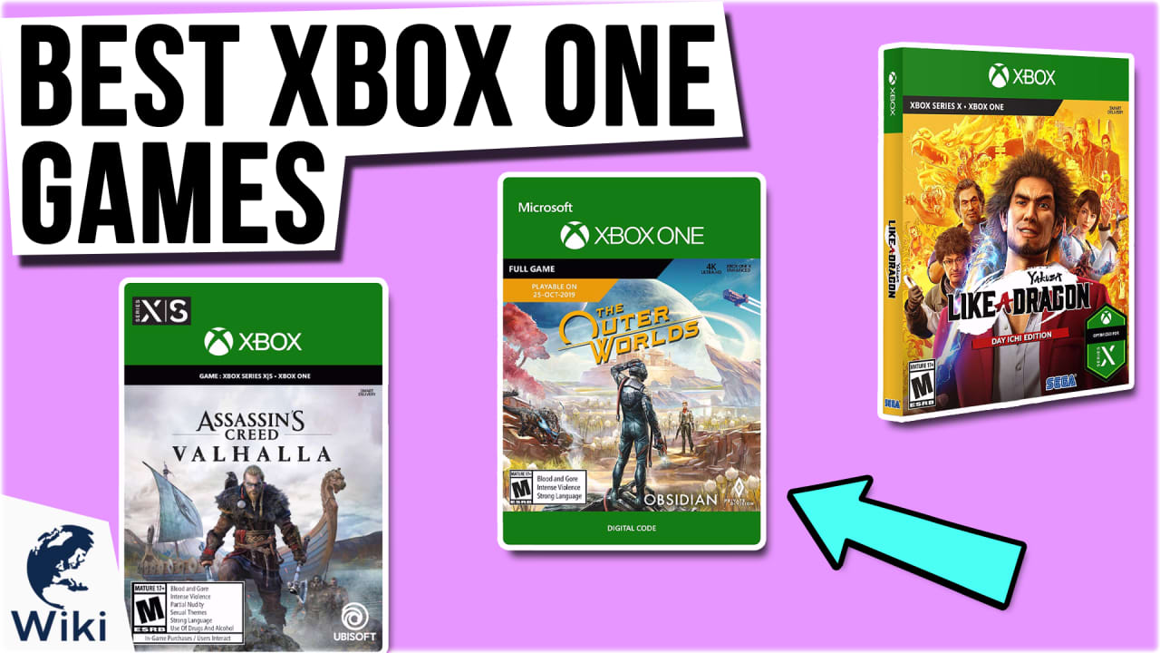 10 Best Xbox One Games