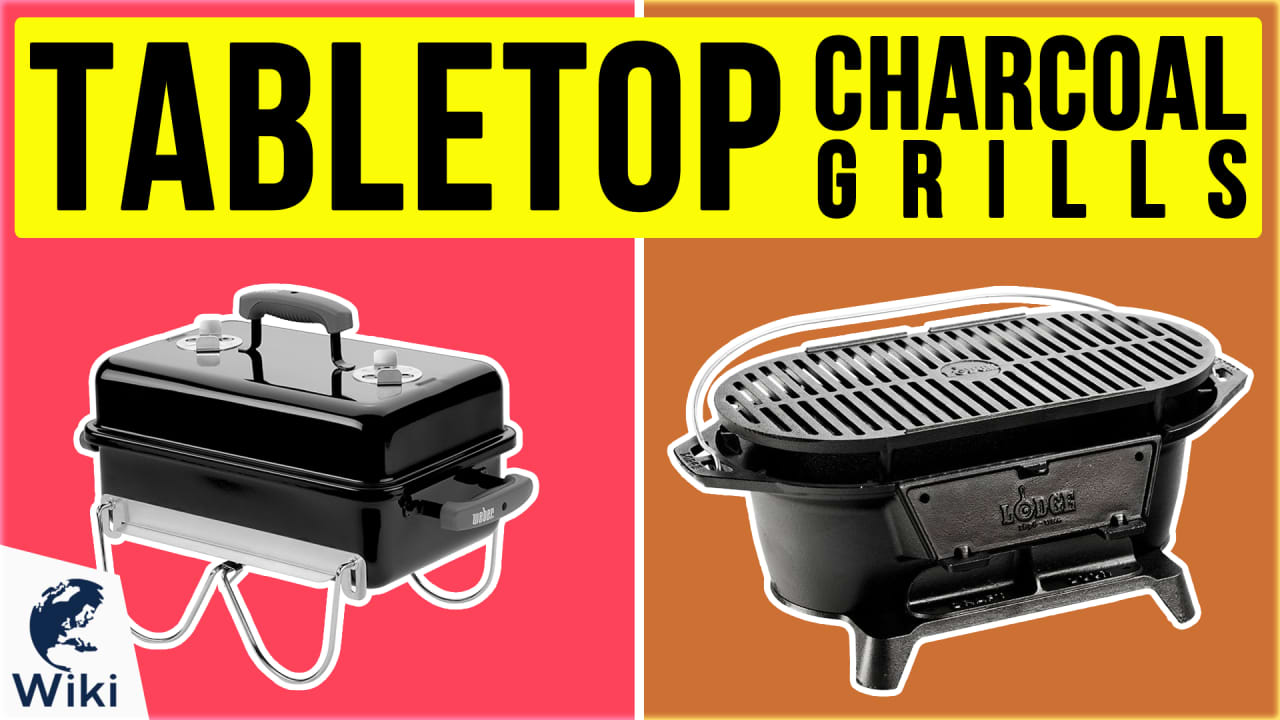 10 Best Tabletop Charcoal Grills