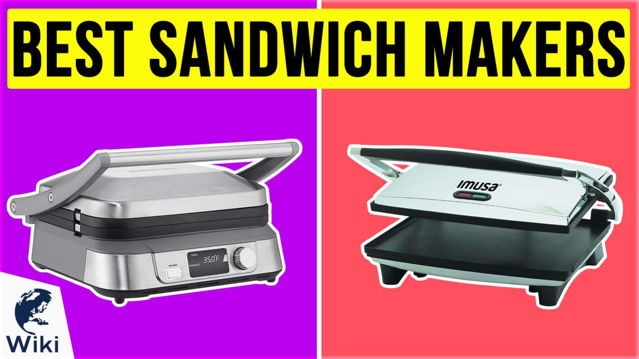 10 Best Sandwich Makers
