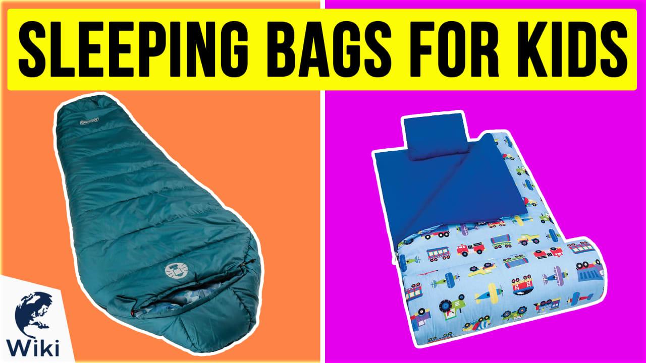 10 Best Sleeping Bags For Kids