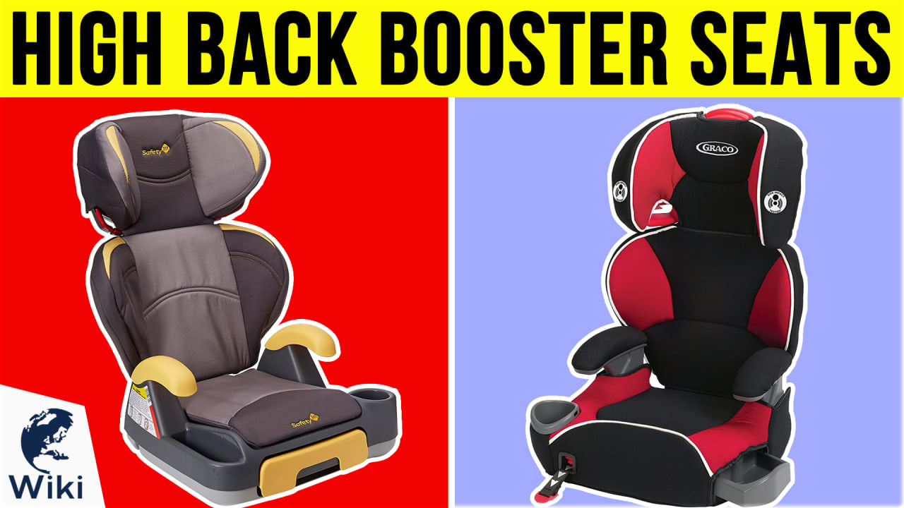 10 Best High Back Booster Seats