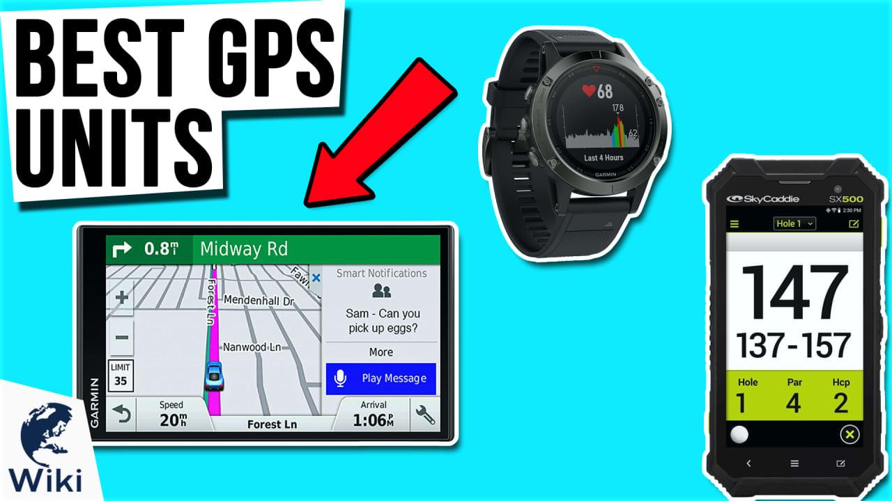 10 Best GPS Units