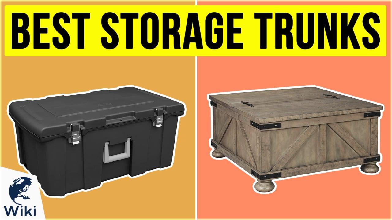 10 Best Storage Trunks